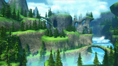 Wild Dragon Cliff