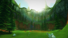Wild Dragon Cliff - With post-production