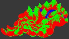 Wild Dragon Cliff - Splatmap
